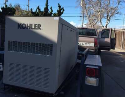 Kohler 48kw home stand by generator